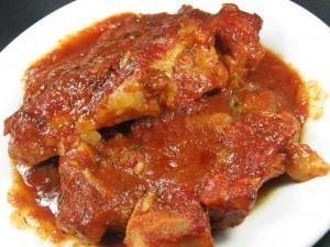 img 6817 resize 300x225 Friptură de porc cu sos