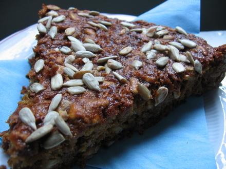Prăjitură cu mere (de post)