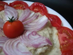 img 7269 resize 300x225 Mutabal (salată de vinete arăbească)