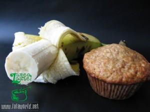 IMG 8677 resize 300x225 Brioşe cu banane (banana muffins)