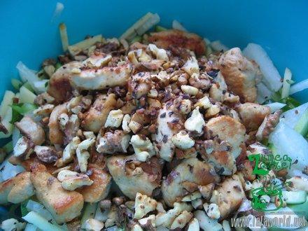 IMG 9714 resize Salata din piept de pui cu cruditati